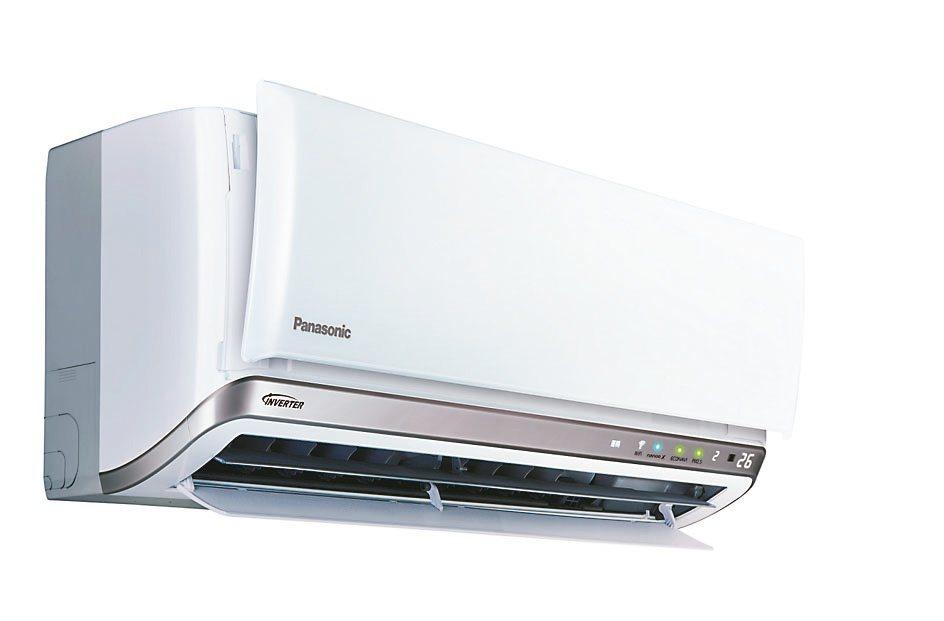 Panasonic空調省電關鍵來自100%日本技術同步。台灣松下/提供