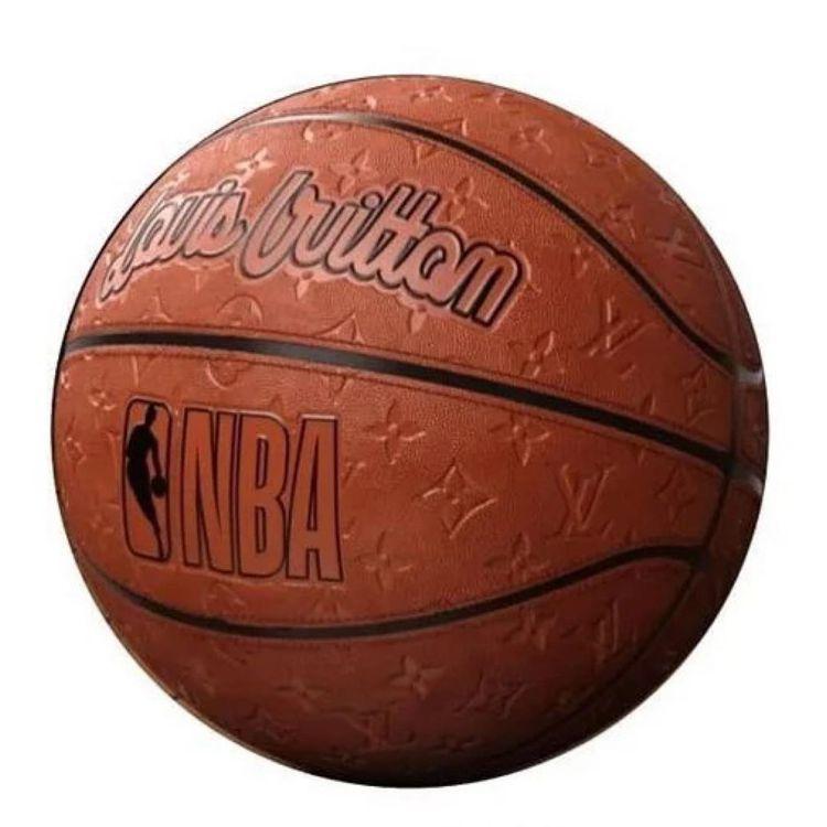 路易威登籃球。圖/取自IG