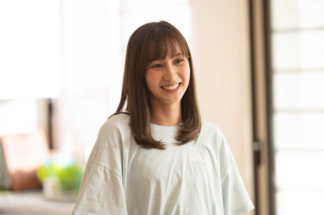 鄭亞重返「女力報到」瘦了3公斤。圖/TVBS提供