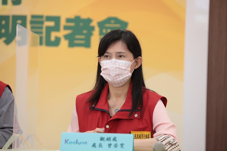 她努力「開房間」 基隆防疫旅館增加近1倍達到200間