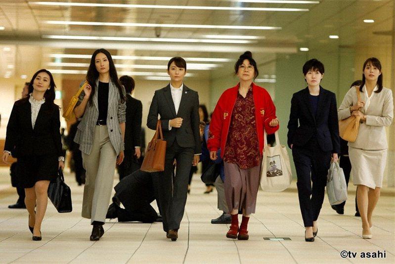 「七秘書」劇照。圖/WAKUWAKU JAPAN提供
