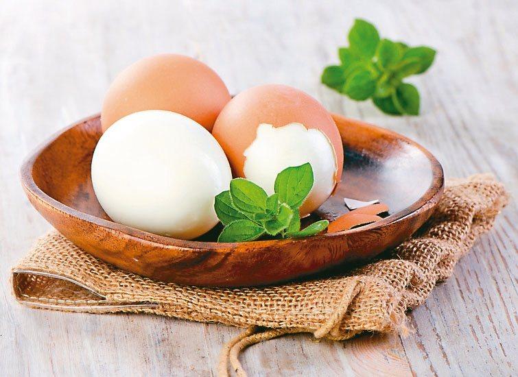 每日1顆蛋,提升免疫力。圖/123RF