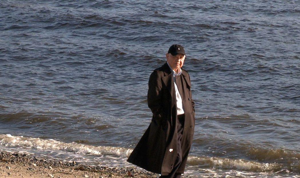 「他們在島嶼寫作」系列,洛夫「無岸之河」。圖/目宿媒體提供