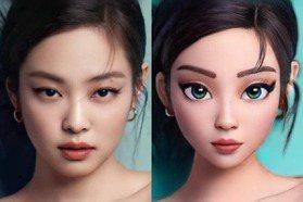變身迪士尼公主不是夢!超逗趣「變臉App」全民瘋玩 內建明星模式把歐巴變迪士尼王子