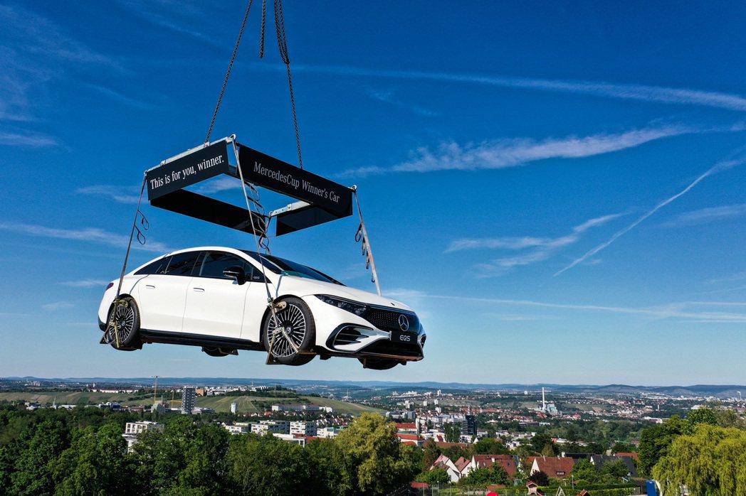 2021斯圖加特公開賽冠軍得主將可獲得一輛全新Mercedes-Benz EQS...