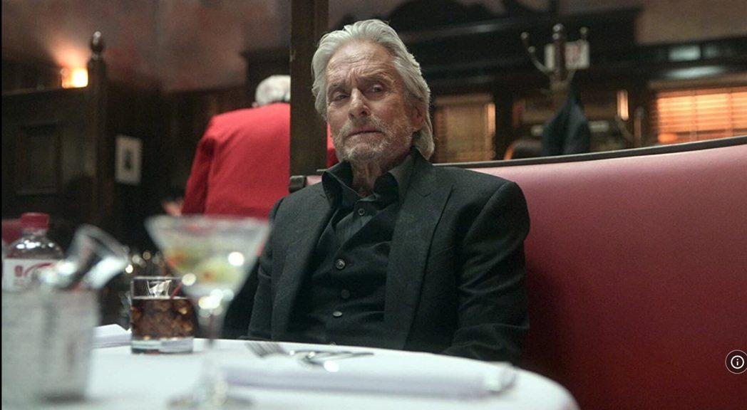 麥克道格拉斯。圖/擷自IMDb
