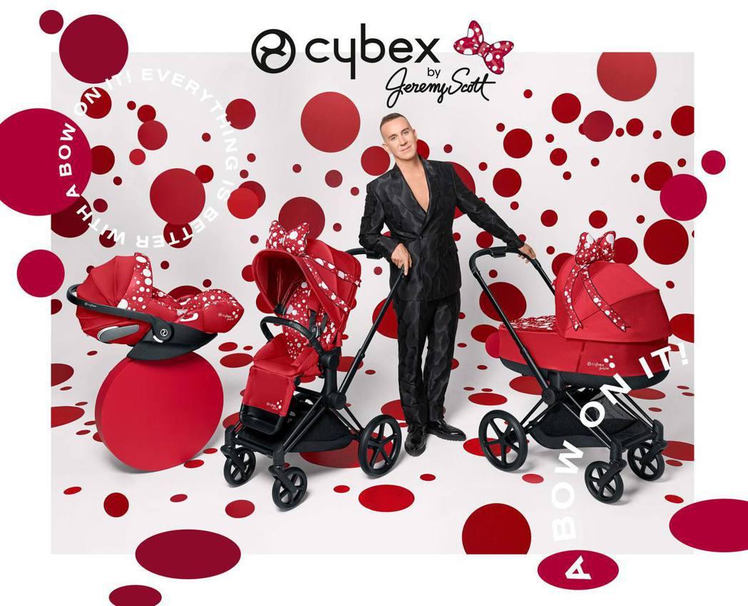 Cybex S Jeremy Scott 頂級設計師款 Petticoat。業者...