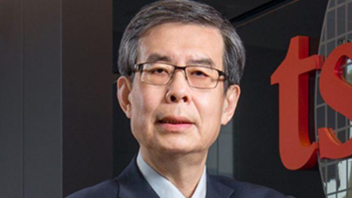 有「台積電總工程師」之稱的營運組織資深副總經理秦永沛。 圖/取自台積公司網站