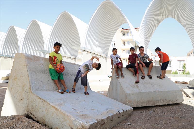 敘利亞難民問題是第二次世界大戰結束以來最嚴重的人道危機之一。