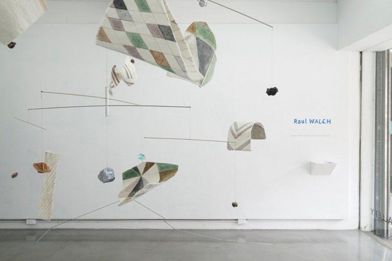 Paul Walch【Down to Earth】 5/8-30/2021 也趣藝廊