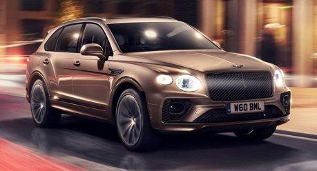 魅力狂吸中國消費者 改款Bentley Bentayga Hybrid頂級油電跑旅歐洲上市