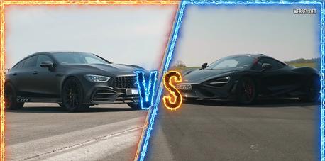 影/改到850匹就想挑戰McLaren超跑?Mercedes-AMG GT 63 S認真的嗎?