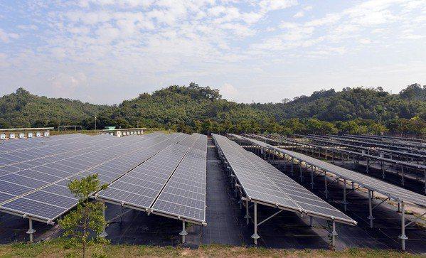 圖3 : 工研院六甲院區微電網以太陽能做為綠電主力。(Source:工研院)