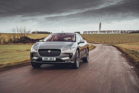 2022 Jaguar I-Pace導入新娛樂資訊系統與快速充電科技