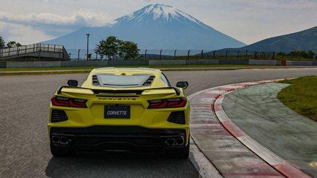 日本也愛的美國跑車!右駕Chevrolet Corvette三天訂單突破300輛