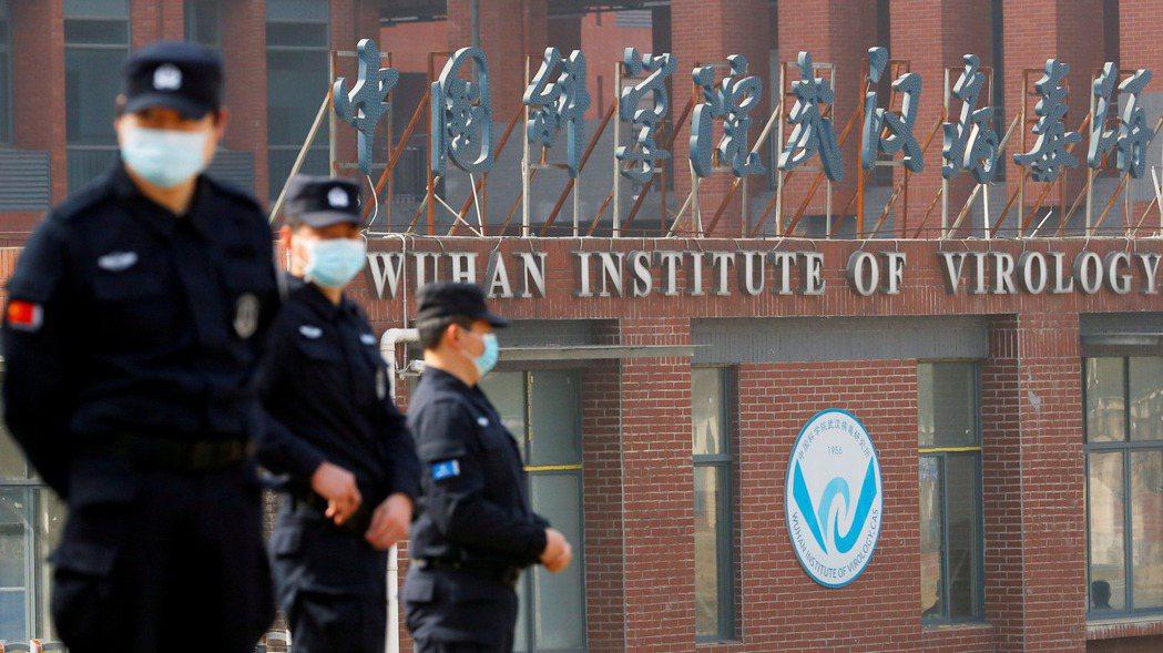 近來各界持續在討論新冠病毒可能來自武漢病毒研究所。圖/路透