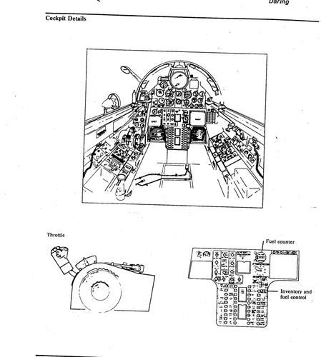 U-2高空偵察機過去在台灣,是極機密的任務,一般人多不知這種飛機的存在,更遑論飛機座艙的配置情況,中情局解密檔案當中,將U-2偵察機的座艙內部繪圖展示。 圖/翻攝自CIA官網