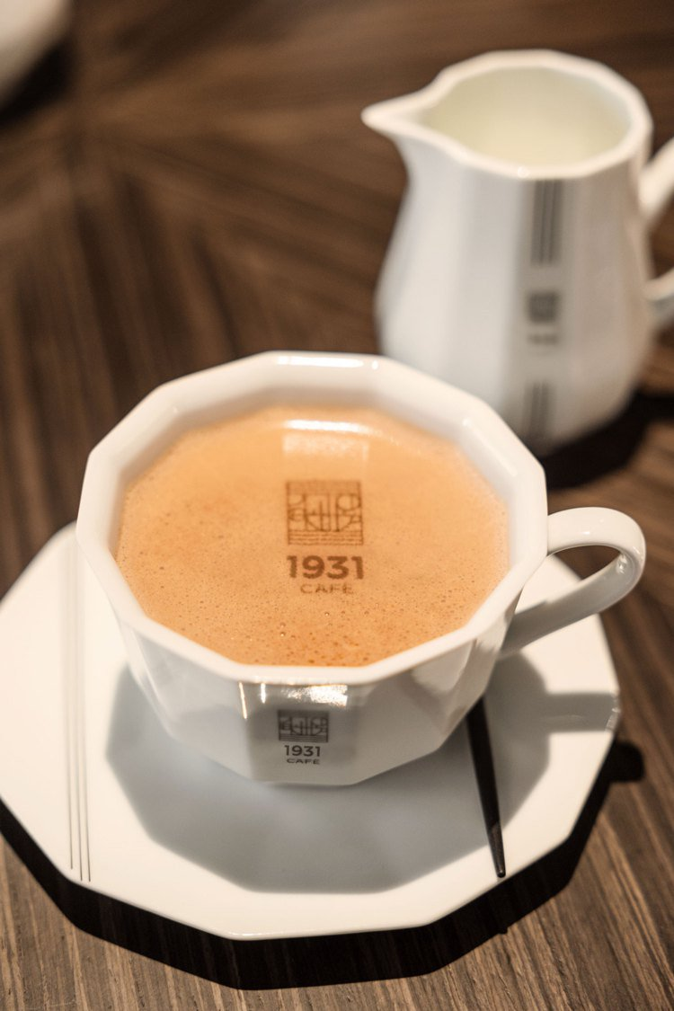 1931 Café將先於2021年6月13日至8月15日於上海K11購物藝術中心...