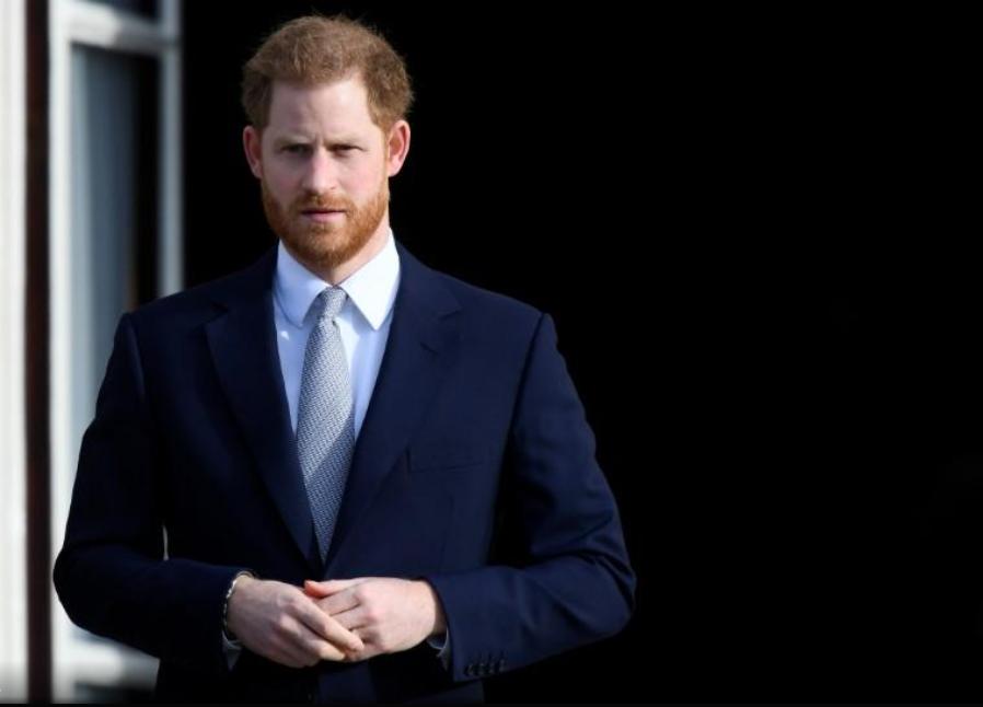 哈利在英國已宛如全民公敵,一舉一動都只會招來批評。圖/路透資料照片