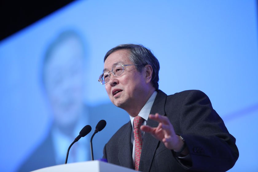 中國人民銀行前行長周小川10日表示,加密貨幣還是有可能成為為實體經濟服務的一項有...