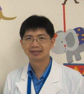 台大兒童醫院肝膽腸胃科主治醫師吳嘉峰 圖/吳嘉峰提供