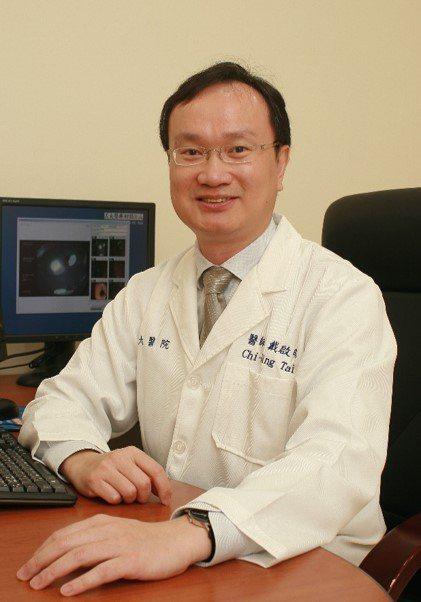 義大醫院胃腸肝膽科及內視鏡科主任戴啟明 圖/戴啟明提供