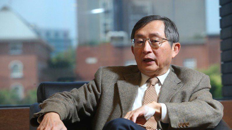 疾病管制局前局長張鴻仁。 圖/聯合報系資料照片
