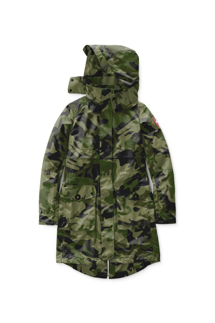 Canada Goose Cavalry Trench Jacket女款風衣2...