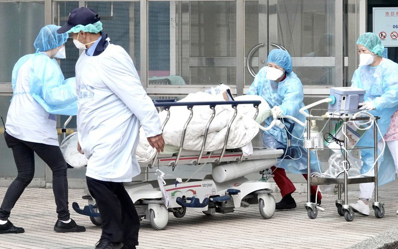 台大醫院前副院長王明分析5月18日至6月9日321名死亡病例的確診及死亡日期,發現至少有144人因確診太晚難救回。圖為示意圖。圖/聯合報系資料照片