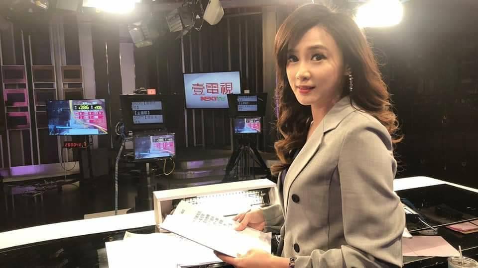壹電視主播王欣怡呼籲大家做好防護。圖/摘自臉書