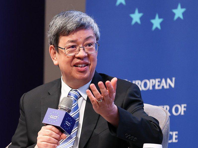 有公衛背景的前副總統陳建仁。圖/聯合報系資料照片