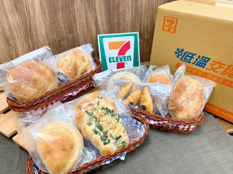 7-ELEVEN「i預購」平台6月14日起推出「裕毛屋手工天然麵包箱」,售價59...