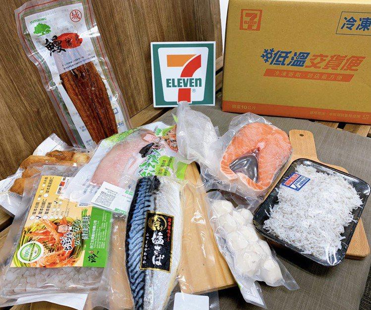 7-ELEVEN「i預購」平台6月14日起推出「裕毛屋優質水產海鮮箱」,售價1,...