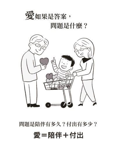 因為陪伴孫子Kilo,陳玲玉的生命嘗到了從前不曾有過的幸福滋味。圖/格林文化提供
