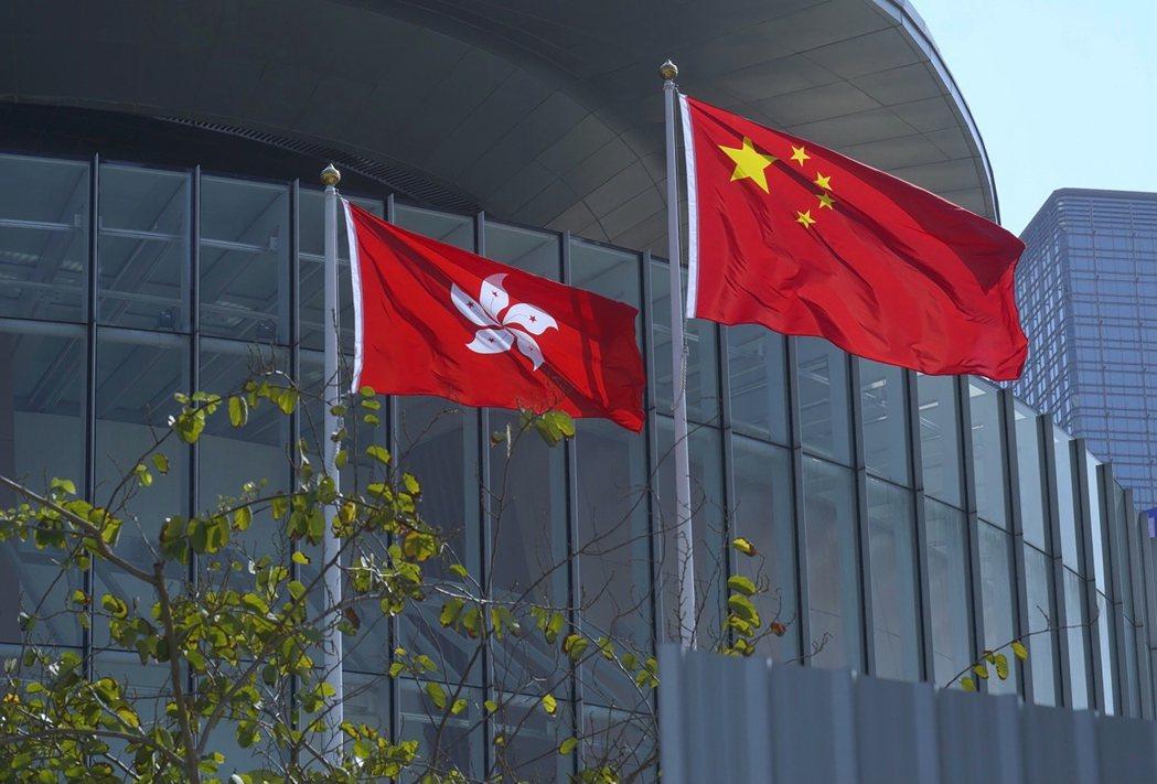 Hong Kong Electoral ReformA China nati...