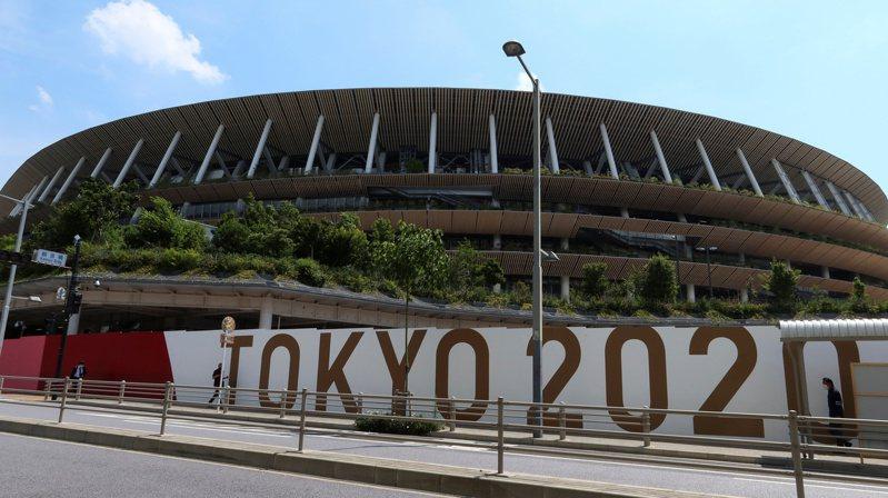 日本政府防疫專家會長領銜,籲東奧採無觀眾比賽。 路透