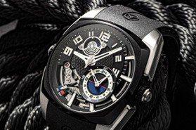 「車神」舒馬克之子手上腕表是這牌!獨立製表超吸睛