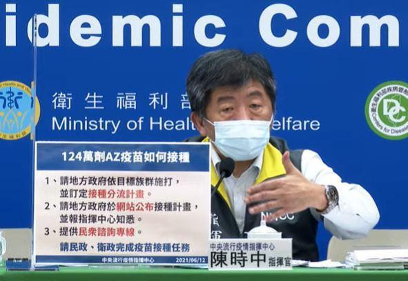台灣僅花了一個月的時間,防疫就從「超前部署」到「事後諸葛」。圖/指揮中心提供