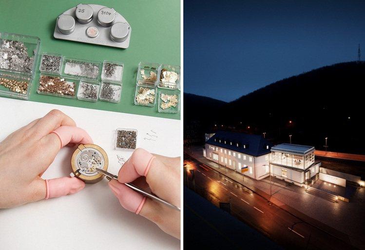 來自德國製表重鎮格拉蘇蒂的NOMOS,以簡約風格,搭配上精緻的當代製表工藝水準。...