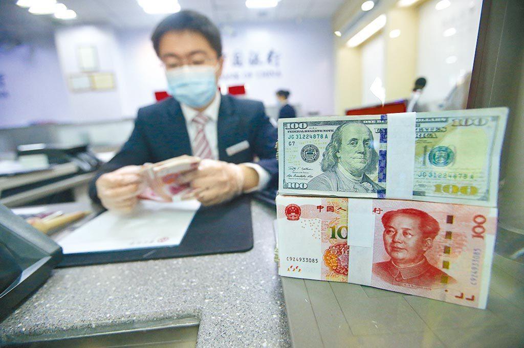 大陸1至5月實際使用外資人民幣4,810億元,年增35.4%。中新社資料照片