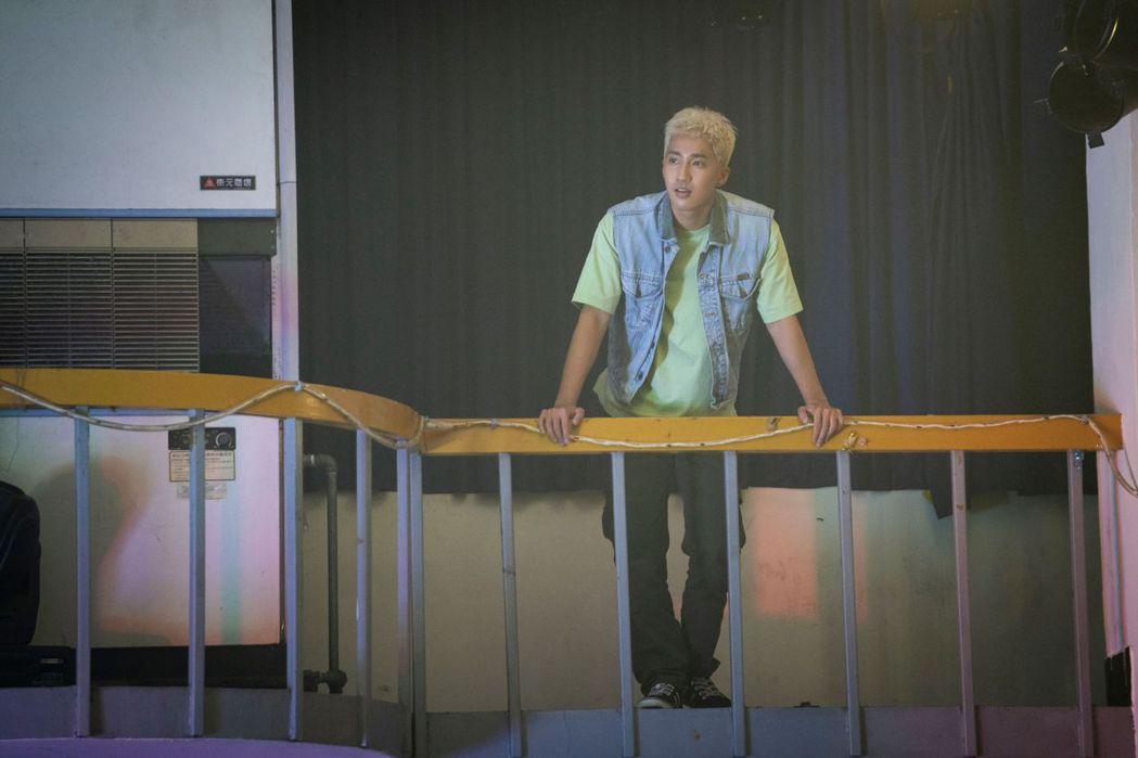 婁峻碩也有演出「我吃了那男孩一整年的早餐」。圖/華映提供