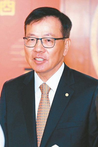 長榮航董事長林寶水(本報系資料庫)