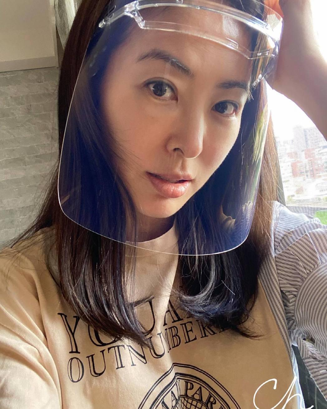 圖/擷自賈永婕的跑跳人生臉書