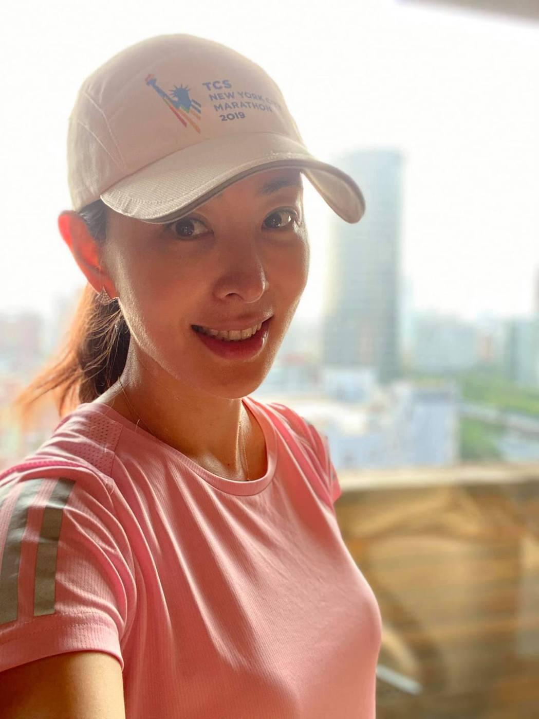 賈永婕的義行感動無數網友。圖/摘自臉書