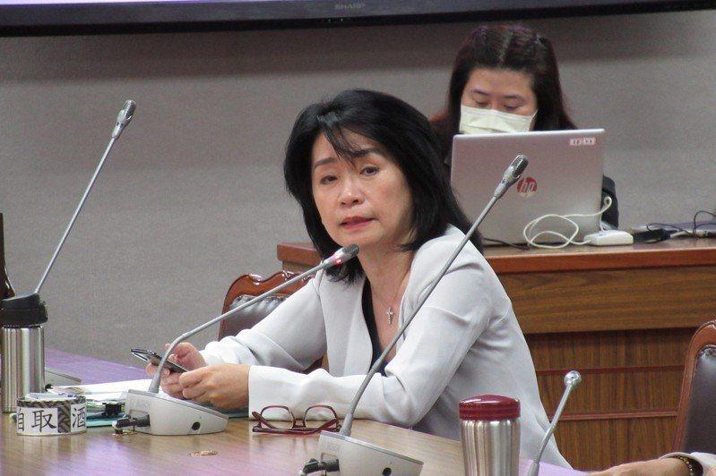 立法委員李貴敏。聯合報系記者王宏舜/攝影