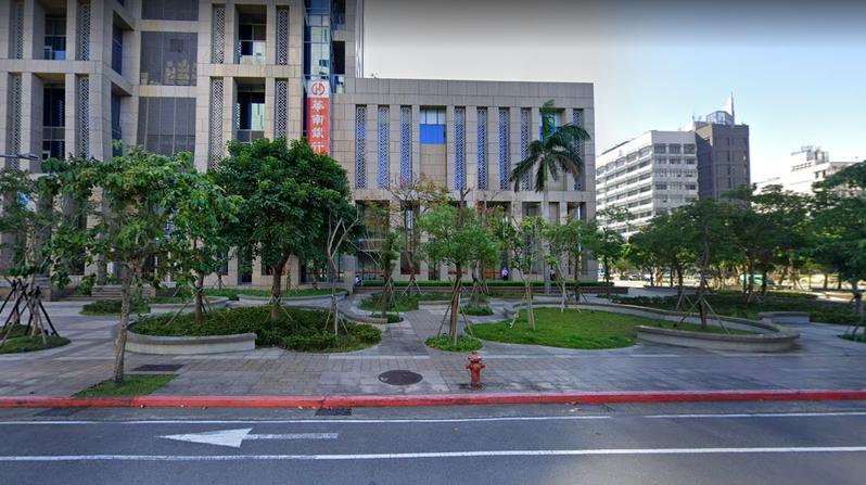華南銀行松仁路總行大樓。圖/取自google map