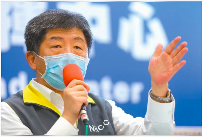 指揮中心指揮官陳時中說,必須達到更高涵蓋率才會考慮鬆綁國內防疫管制。圖/聯合報系資料照