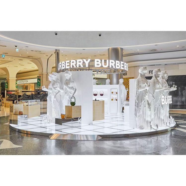 BURBERRY於釜山海雲台新世界百貨(Centum City)開設BURBER...