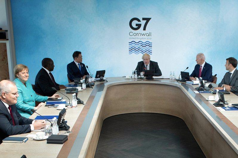 七大工業國集團(G7)領袖在12日的會議中達成共識,將簽署「卡比斯灣宣言」,阻止未來傳染病在全球大流行。