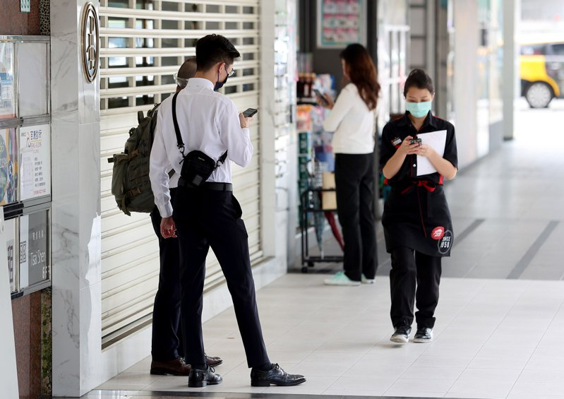 勞動部將在本周三(16日)發布最新無薪假統計。記者余承翰/攝影